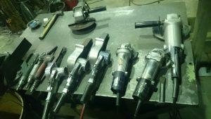 仕上げ工具も多種用意し高度な要求に応えます
