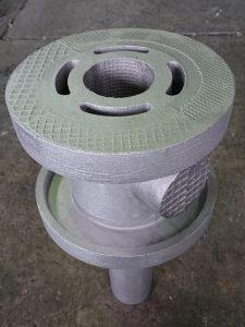 重電機部品 AC4C 20kg